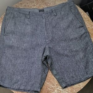 Men's J.Crew Linen Shorts